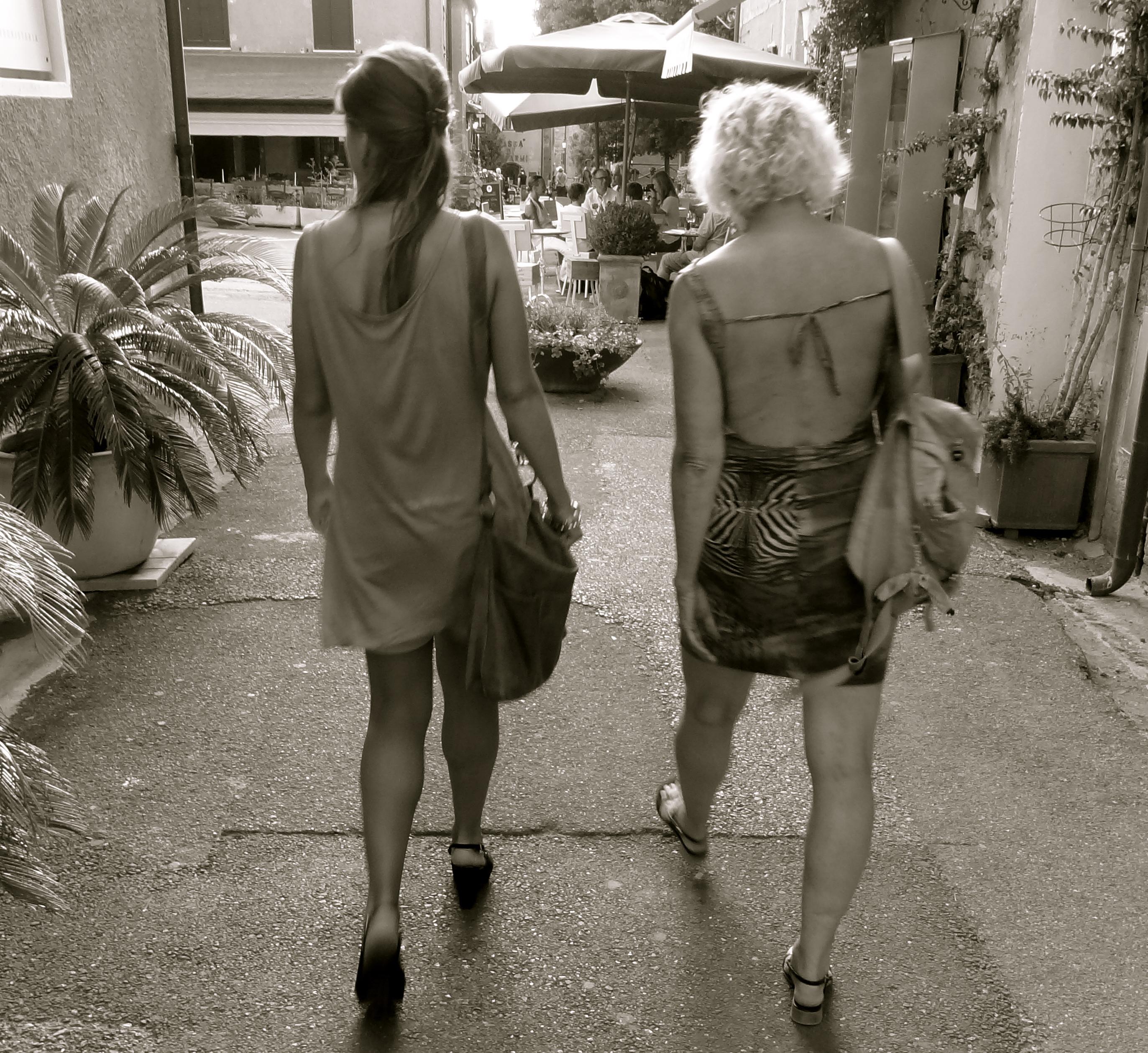Toscane Sylvia en Sylvie