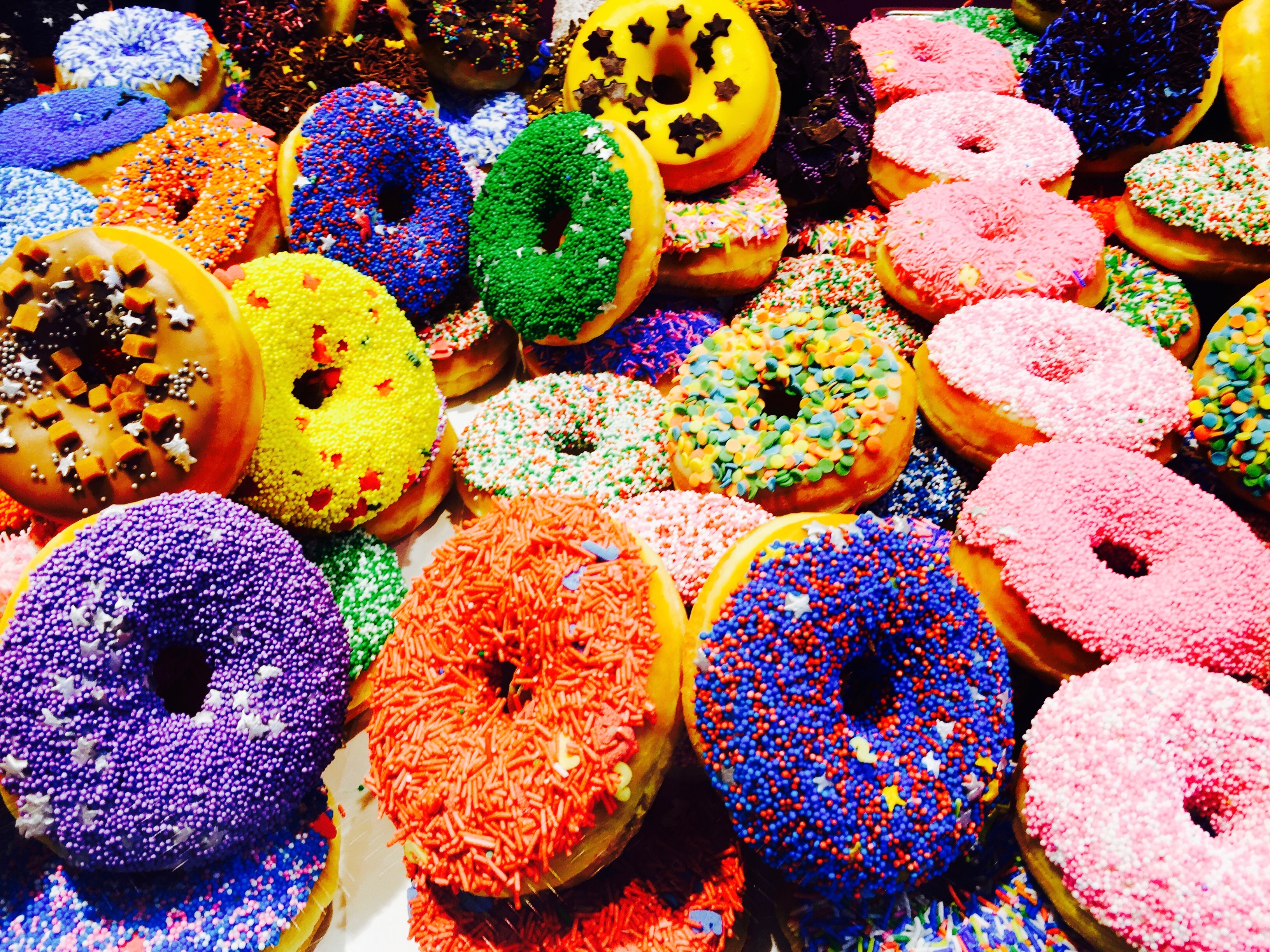 Donuts Markthal Rotterdam