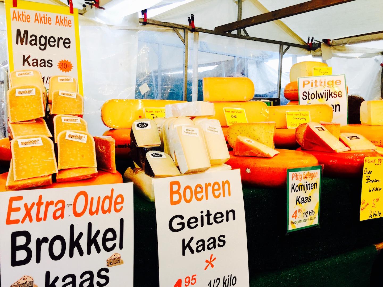 Kaasmarkt Rotterdam Blaak