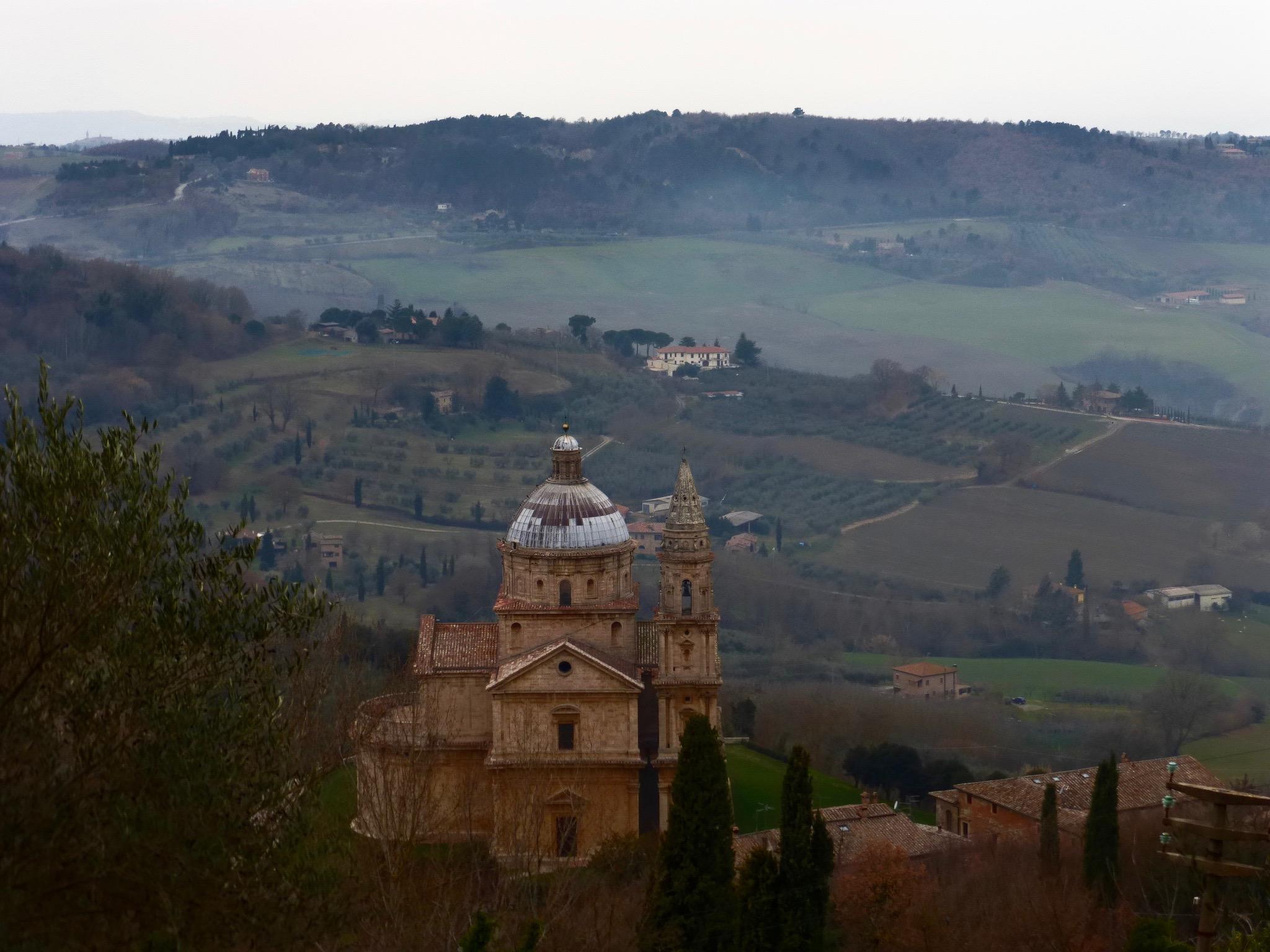 Montepulciano Toscane