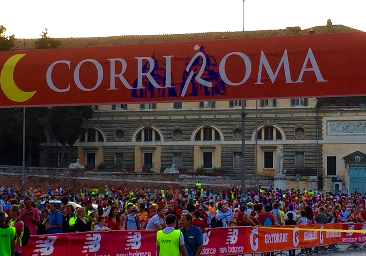 Corri Roma 2015