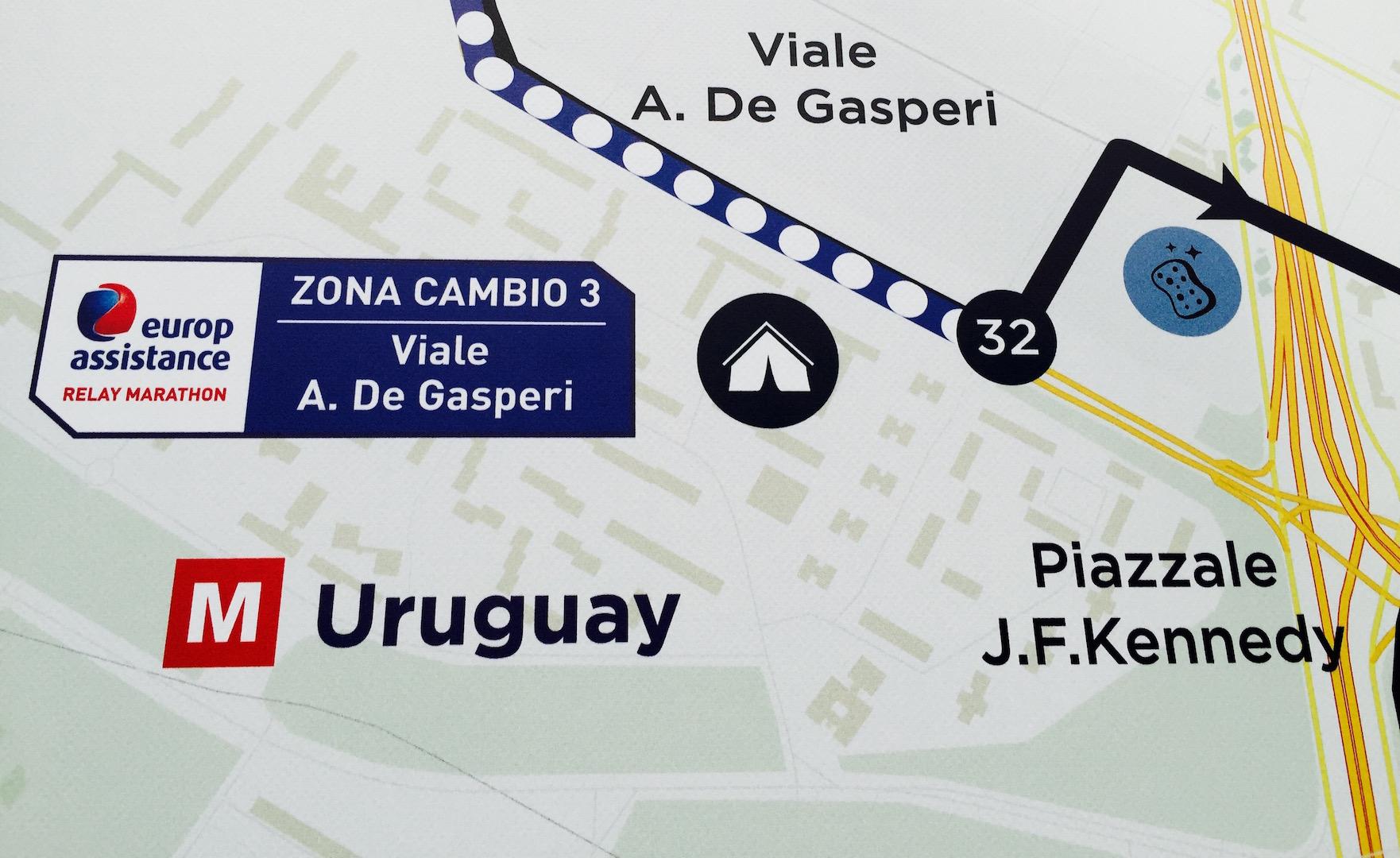 Milano marathon Solfyrun