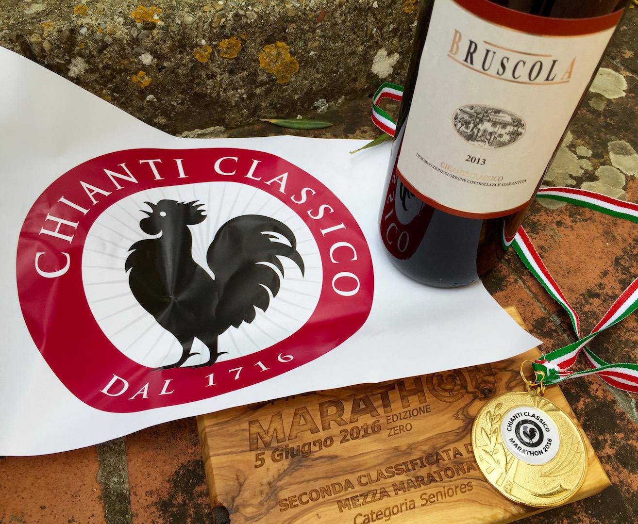 Chianti Classico Marathon Tweede Prijs