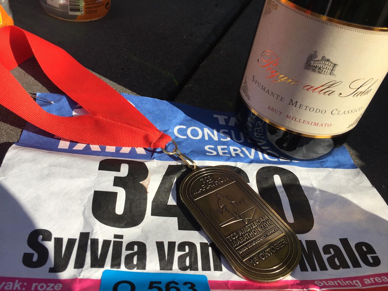 finishtcsamsterdammarathon2