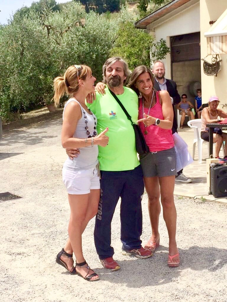Giro Val d'Orcia