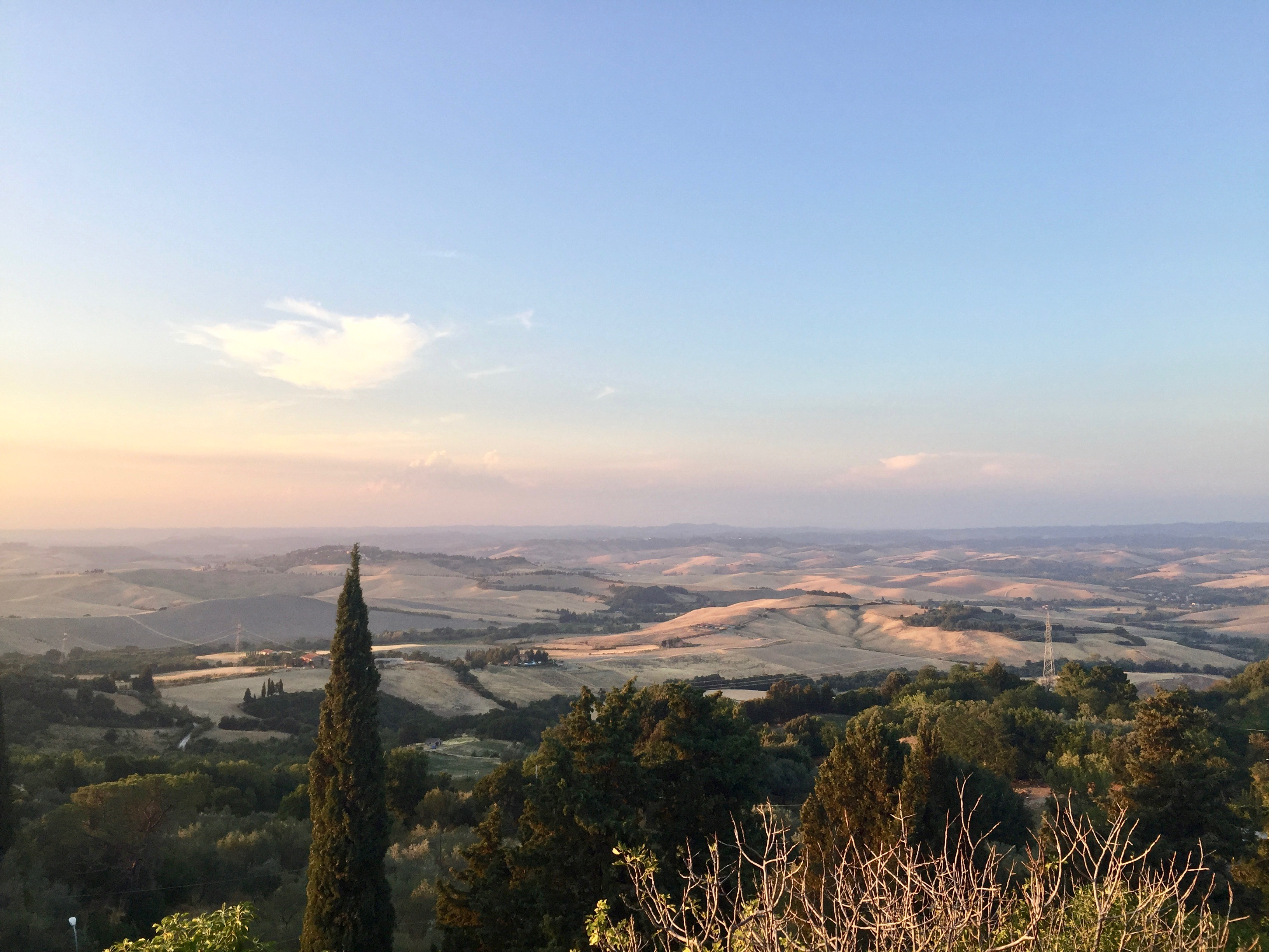 Lajatico Toscane