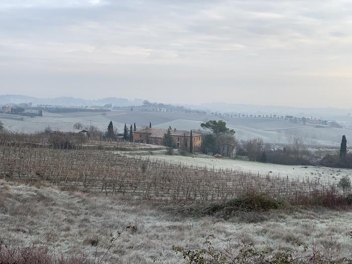 Siberische kou in Italië