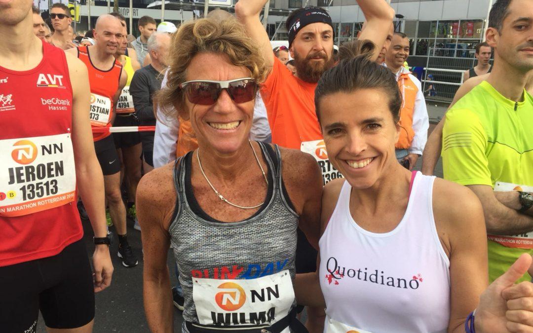 Marathon Rotterdam 2018
