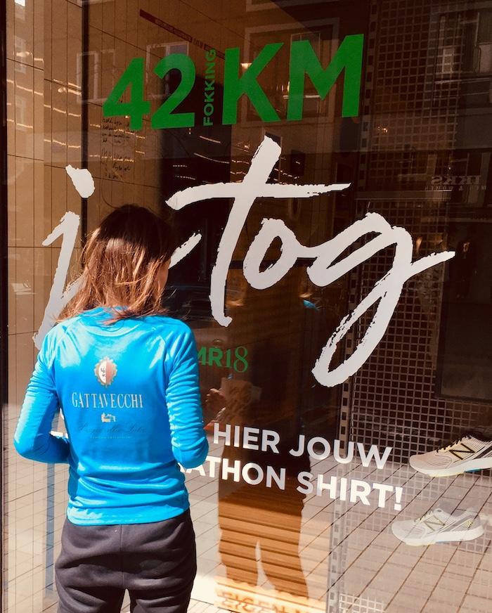 Herstel na de marathon