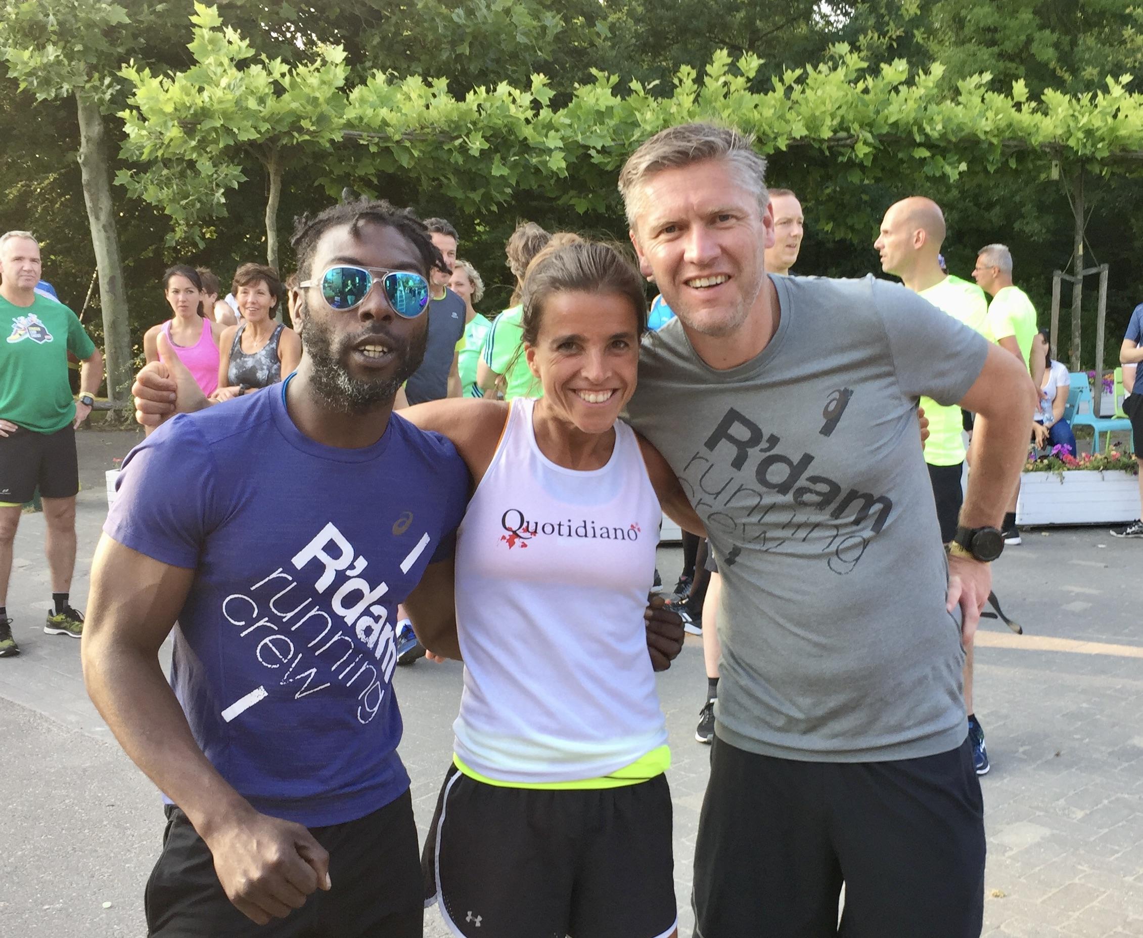 50e editie van de Rotterdam Running Crew
