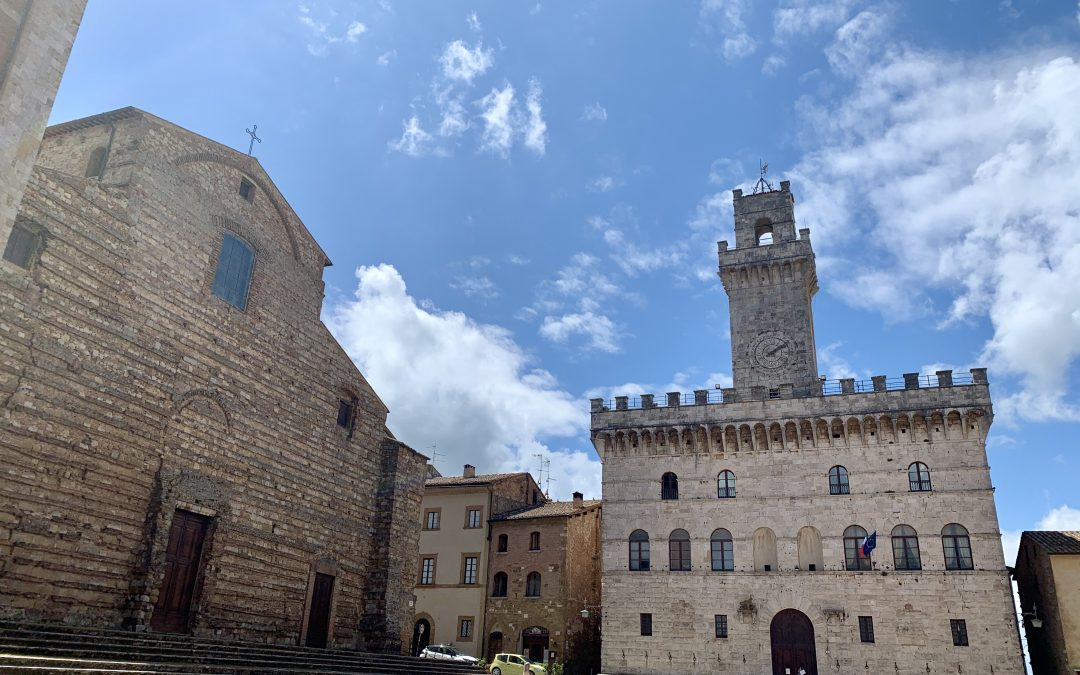 New Covid-19 measures in Italy: life in Montepulciano