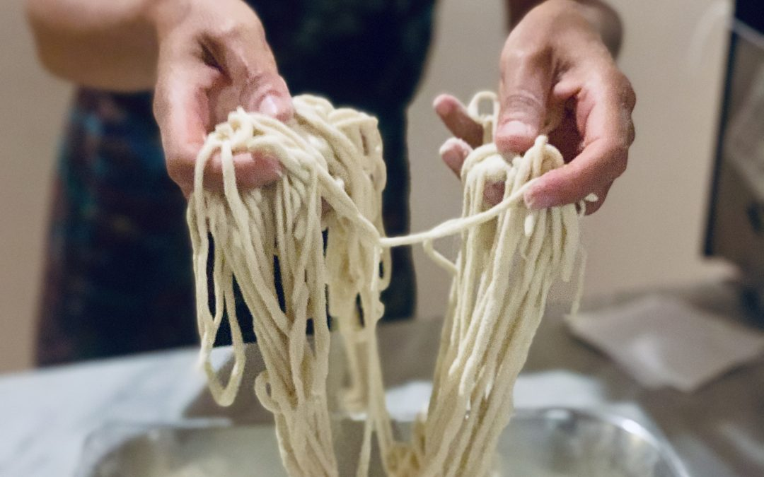 Pasta i pici in restaurant La Solita Zuppa | bezoek Chiusi Toscane