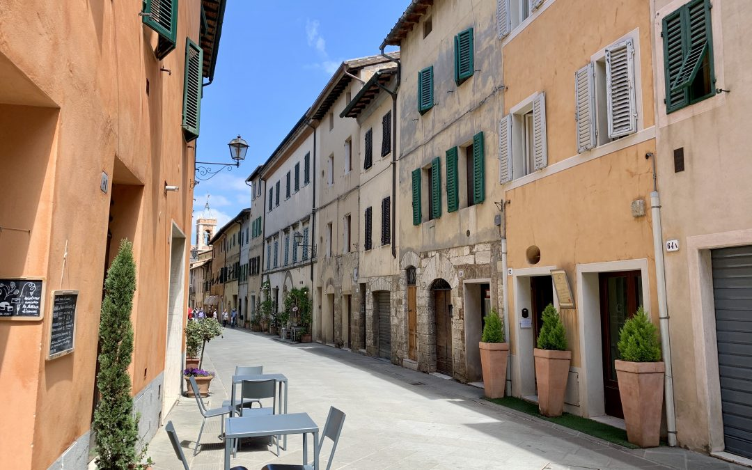 In Italië zijn de grenzen open, maar veel toeristen blijven nog weg
