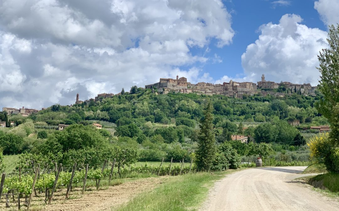 My quarantaine blog in Montepulciano