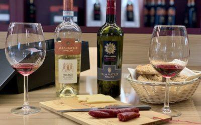Wijnproeven in Campanië