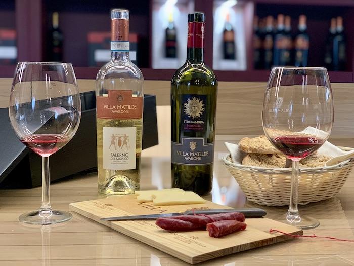 Wine tasting in Campania