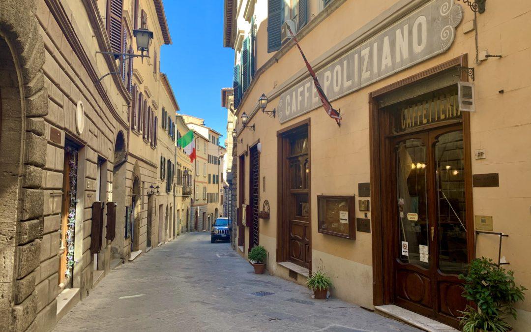 Covid-19 update Toscane