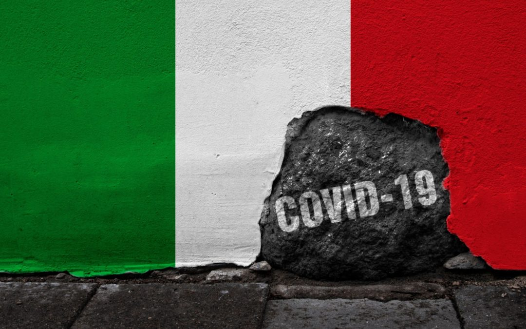 Covid-19 update Italy