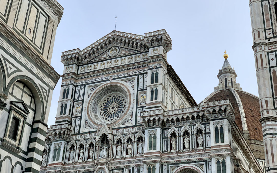 Florence in coronatijd