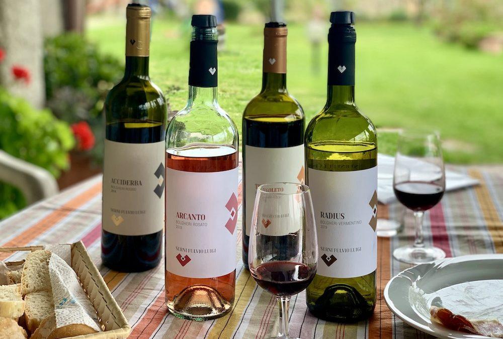 Acciderba Bolgheri Rosso DOC: een wijn om te proeven!