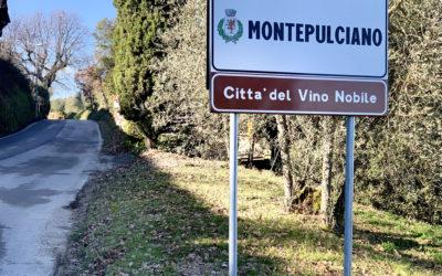 Biking in Montepulciano
