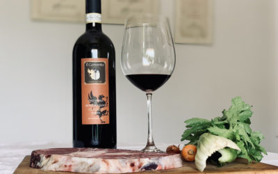 Ossobuco di Chianina al Vino Nobile di Montepulciano Riserva recept